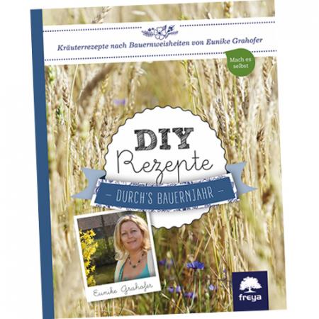 Das Buch DIY greift die Rezepte im Laufe des Bauernjahrs auf