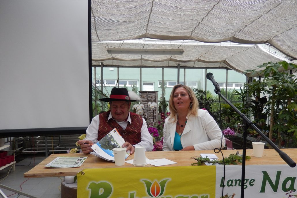 Johann Frühwald und Eunike Grahofer