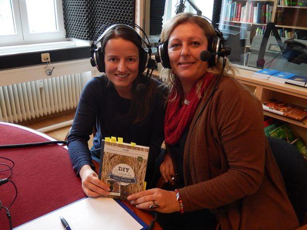 Eunike Grahofer auf Radio Maria