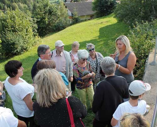Kräuterworkshop mit Kräuterexpertin Eunike Grahofer in Kroatien