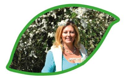 Die Krauterexpertin und Begruenderin der Eunike Grahofer Naturlinie