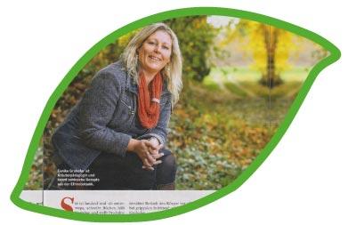 Eunike Grahofer wird häufig für Naturmagazine, regionale Waldviertler Medien und überregionale Medien interviewt.