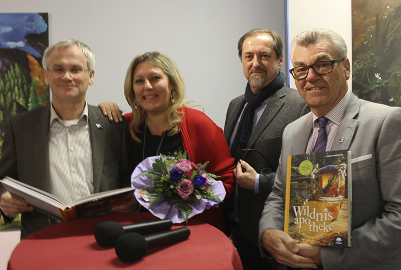 Buergermeister und ORF gratulieren